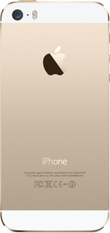 iphone 5s gold lublin