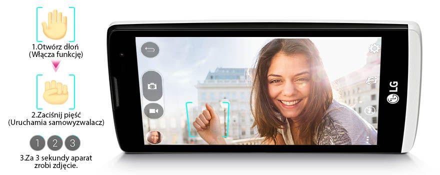 Telefony LG G4C Lublin Plaza, I piętro. Nakładki, baterie, ładowarki, kable, folie i szkła ochronne, pełen serwis GSM.