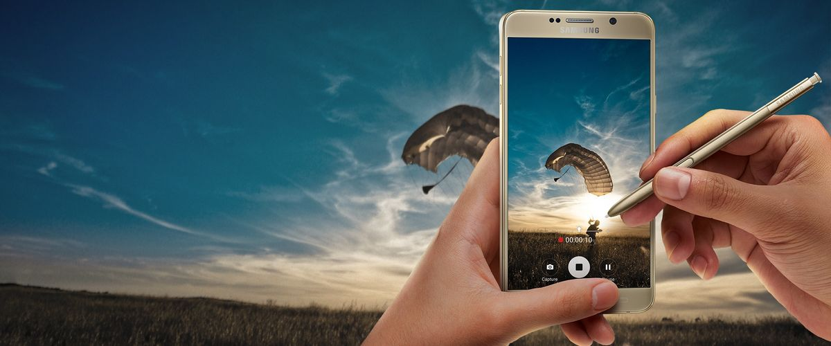 Samsung Galaxy Note 5 Lublin tanio