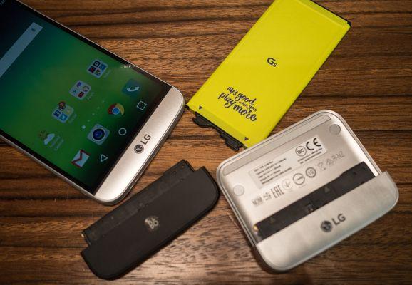 LG G5 tanio