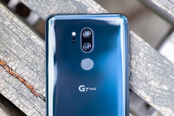 LG G7 TwinQ - warszawa tanio