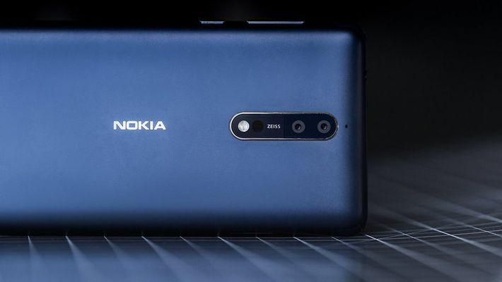 Nokia 8 warszawa tanio