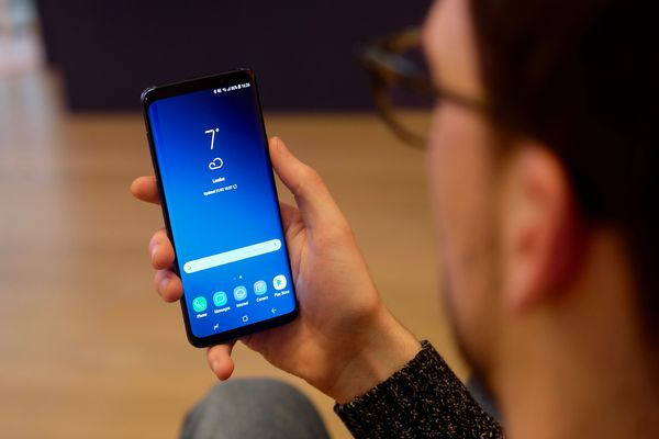 Samsung S9 warszawa tanio