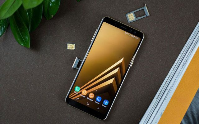 Samsung A8 - warszawa tanio