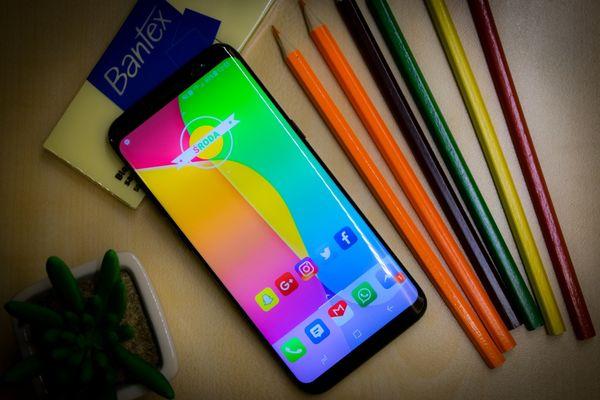 Samsung Galaxy S8+ warszawa tanio