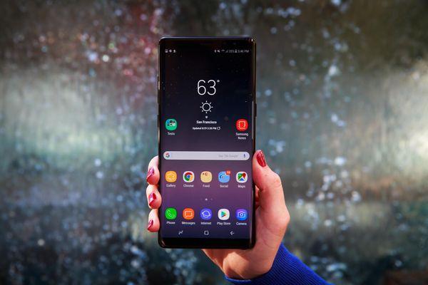 Samsung Note 8 warszawa tanio