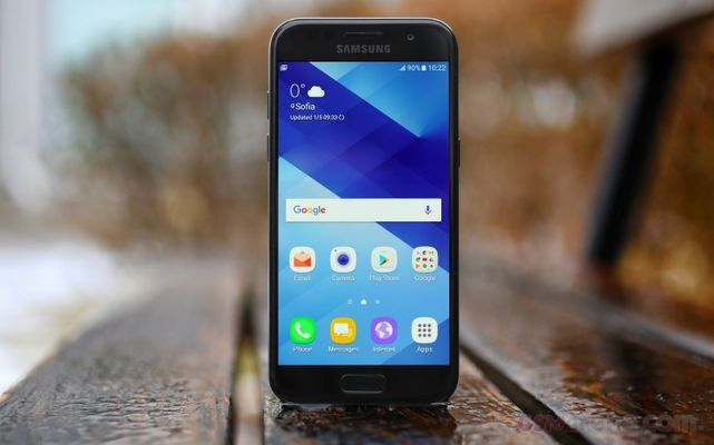 Samsung Galaxy A3 2017 Warszawa tanio