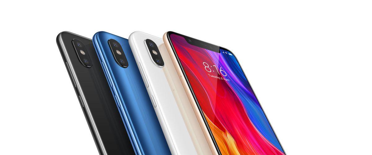 Xiaomi MI 8 warszawa