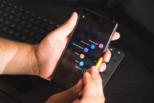 Samsung Note 9 warszawa