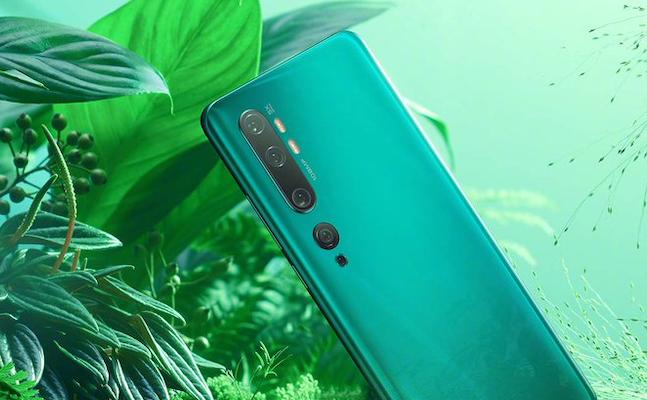 Xiaomi MI Note 10 - Warszawa