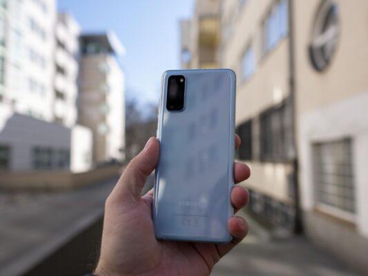 Samsung S20 Arkadia