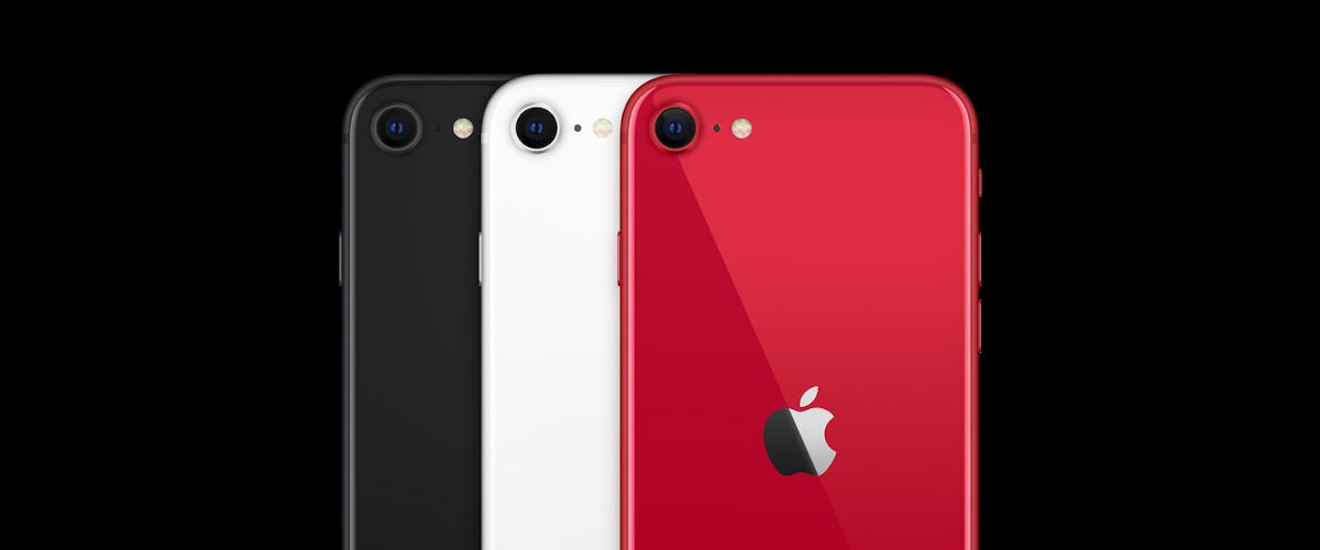 iPhone SE 2020 Arkadia
