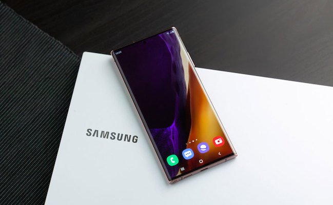 Samsung Note 20 Arkadia