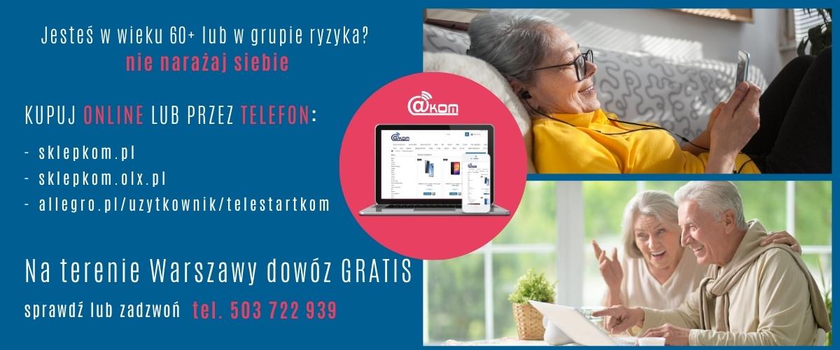 sklep z telefonami online Warszawa